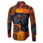 Men'S Hawaiian Shirt TJ100-25
