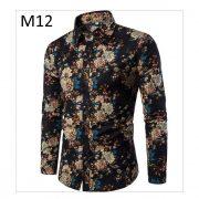 Men'S Hawaiian Shirt TJ100-3