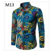 Men'S Hawaiian Shirt TJ100-5