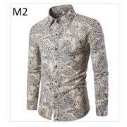 Men'S Hawaiian Shirt TJ100-7