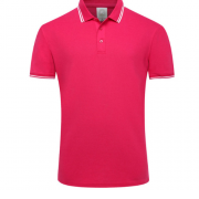 Men'S Polo Shirt Sleeve Slim-11
