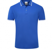 Men'S Polo Shirt Sleeve Slim-12