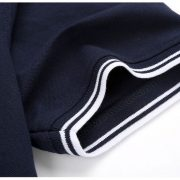 Men'S Polo Shirt Sleeve Slim-24