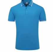 Men'S Polo Shirt Sleeve Slim-8