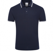 Men'S Polo Shirt Sleeve Slim-9