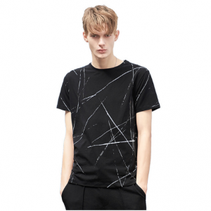 T-Shirt Men'S Summer Casual