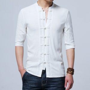 Mens shirt cotton