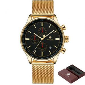 Brand Quartz Men Watches