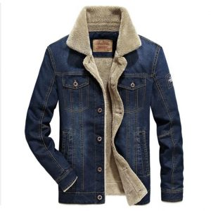 Fashion Mens Jeans Jacket