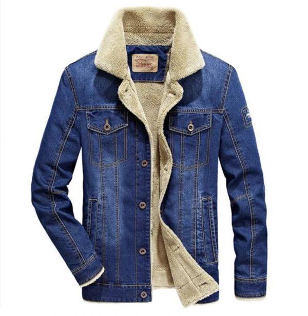 Fashion Mens Jeans Jacket