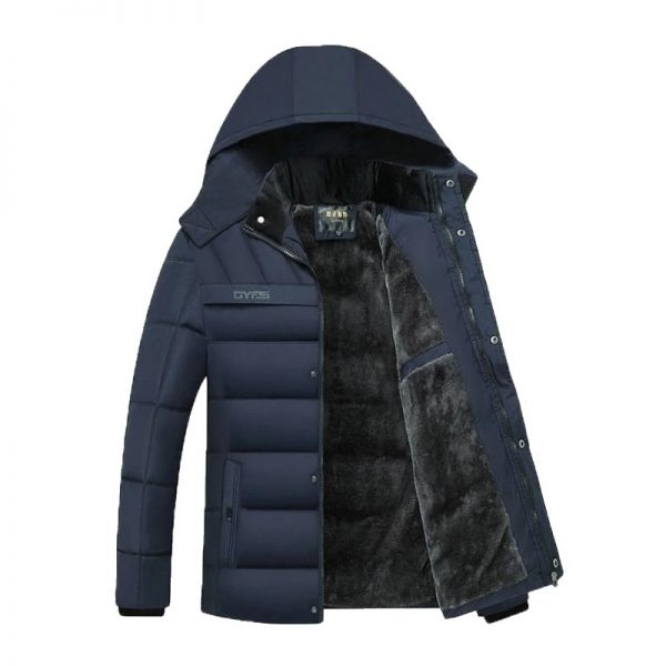 Winter Fashionable warm men's down jacket